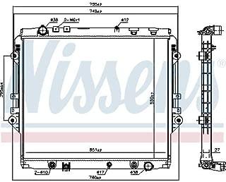 Nissens 85689 Engine Cooling
