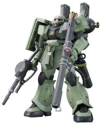 Bandai Hobby HG Zaku II (Gundam Thunderbolt Version) Model Kit (1/144 Scale)