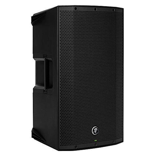 Mackie Thump12 500 W Lautsprecher – Lautsprecher (Full Range, 2.0 Kanäle, kabelgebunden, XLR, 500 W, schwarz)