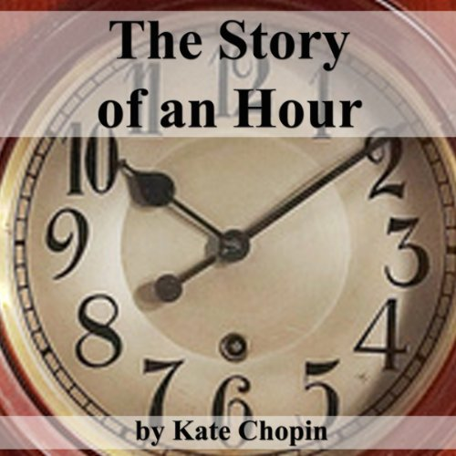 The Story of an Hour cover art