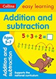 Addition and Subtraction Ages 5-7: Ideal for Home Learning (Collins Easy Learning KS1)