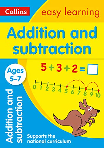Addition and Subtraction Ages 5-...