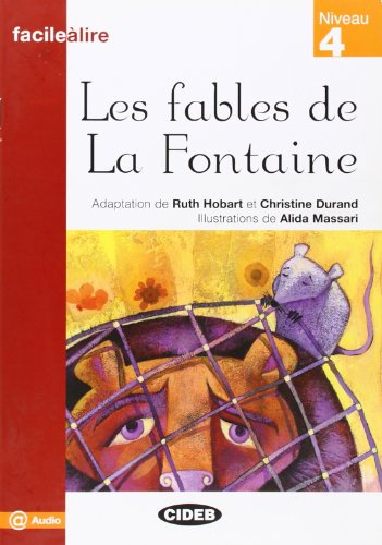 Les fables de La Fontaine (Facile a lire)