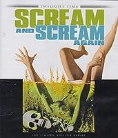 Scream and Scream Again - Twilight Time [1970] [Blu ray]