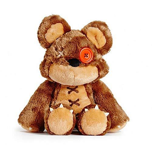 JMHomeDecor Plüschtiere 40Cm Spiel LOL Tibbers Plüschtiere Puppe Offizielle Ausgabe Annie Bär Teddybär Weiches Stofftier Für Weihnachtsgeburtstagsgeschenke