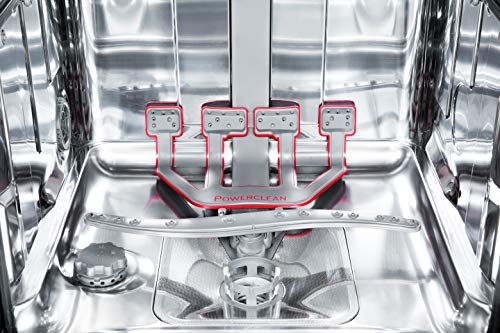 Whirlpool WFO 3O33 DX, Lavastoviglie 60 cm a Libera Installazione, 14 Coperti, A+++, Acciaio Inossidabile