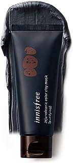 イニスフリー日本公式(innisfree) ヴォルカニック カラークレイマスク BLACK(モイスチャー)[洗い流すパック]70ml