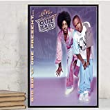 NOT Poster Outkast Usa Album Rap Musik Star Hip Hop Rapper