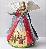 Escultura Estatua Decoración De Acuario Kit De Estatua Adornos Ángel Tallado En Madera Artesanía Estatua De Resina Adornos para Sala De Estar Figuritas
