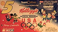 2004 TeamCaliber Owner's Series Limited Edition Kellogg's Olympic Hendrick Motorsports 1:24 Diecast Car #5 Terry Labonte Monte Carlo 商品カテゴリー: ダイキャスト [並行輸入品]