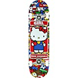 Girl Mike Carroll Hella Kitty Complete Skateboard - 7.75' x 31.62'