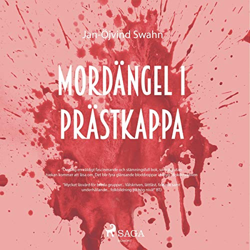 Mordängel i Prästkappa cover art