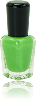 conisy Water-Based Non-Toxic Peel-Off Nail Polish for Girls (Lawn Green)