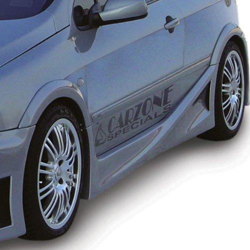 CARZONE K209021 Extension d'Aile Avant Gauche pour Peut 307