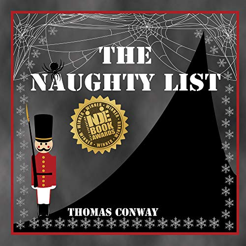 The Naughty List Audiobook By Thomas Conway cover art