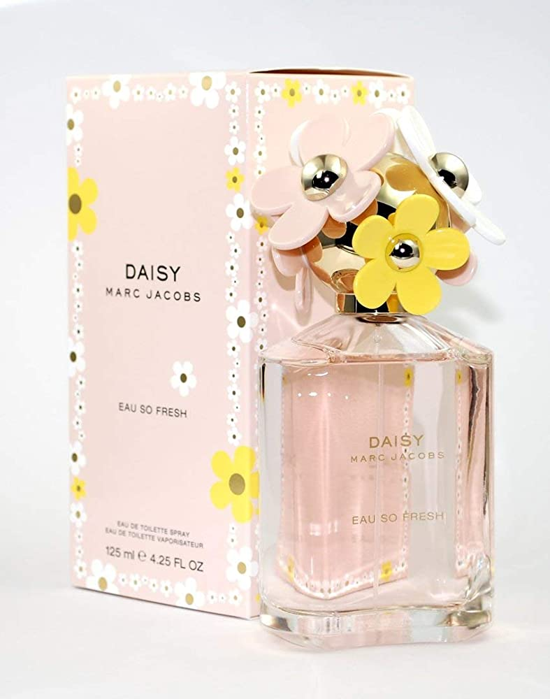Marc jacobs daisy eau so fresh, eau de toilette,profumo  per donna , 75 ml 205687