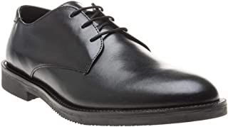 H by Hudson Karter Derby Mens Shoes Black