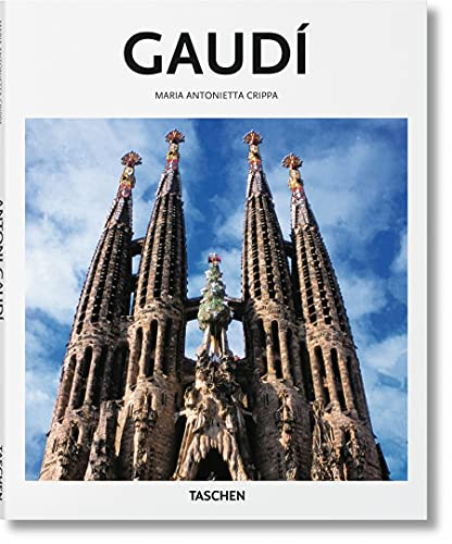 Gaudí (Basic Art Series 2.0)