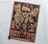 DKMDT wandaufkleber wohnkultur Vintage Reservoir Dogs