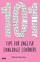 101 Tips for English Language Learners: (with exercises) Front Cover