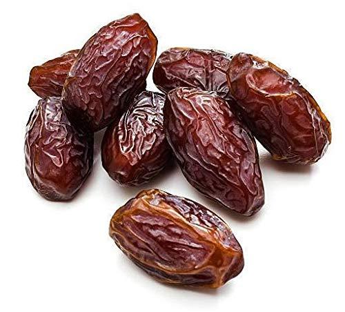 Sunnati® PREMIUM MEDJOOL Datteln aus PALÄSTINA, JUMBO Medjoul Datteln Natürlich (1, 1)