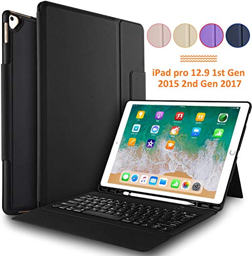 Features of IVSO iPad Pro Keyboard Case