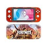 Fortnite Nintendo Switch Lite Skin, Decal, Vinyl, Sticker, Faceplate - Fortnite Battle Royal Banana Desert Season 8 Skin Design - Protective Cover LITE