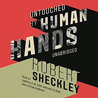 Untouched by Human Hands audiobook cover art