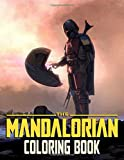 Mandalorian Coloring Book: Unique coloring pages of Baby Yoda, The Bounty Hunter Boba Fett and more ...