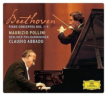 Beethoven: The Piano Concertos; Concerto for Piano, Violin & Cello op.56