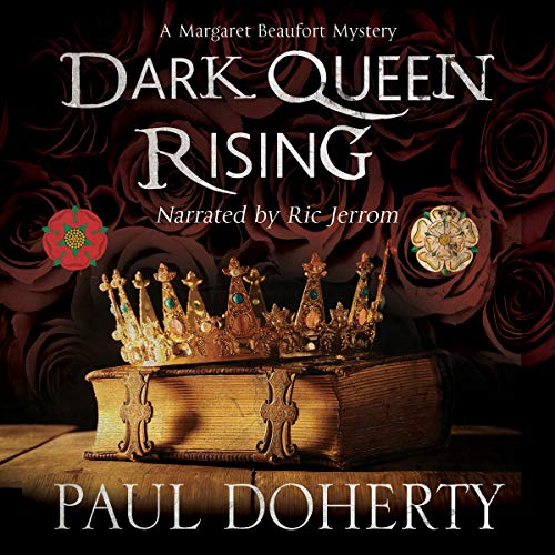Dark Queen Rising audiobook cover art