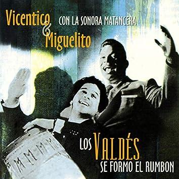 Los Valdés Con La Sonora Matancera