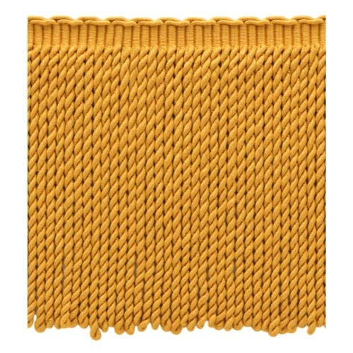 23cm Bullion Fringe Trim, Style# BFEMP9 (21926) Color: Old Gold - D05, Sold By the Yard