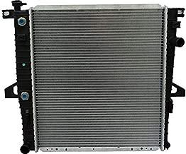 Radiator with Filler Neck and Transmission Oil Cooler - Compatible with 1998-2011 Ford Ranger 3.0L 4.0L V6