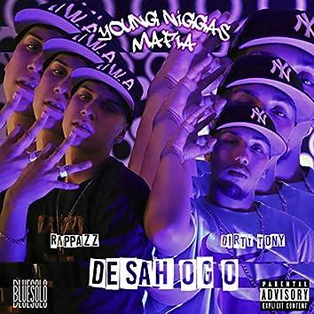 Desahogo (feat. BluesoloAzul, Rappazz & Dirty Tony)
