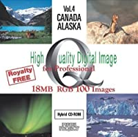 High Quality Digital Image Vol.4 Canada / Alaska