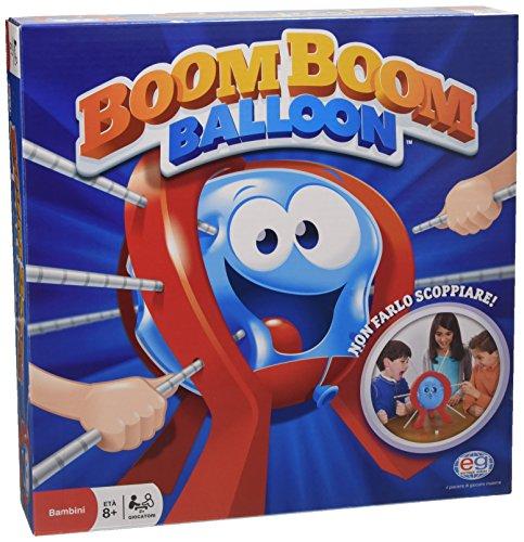 Spin Master Games - Boom Boom Balloon Juego de Mesa, 6025031