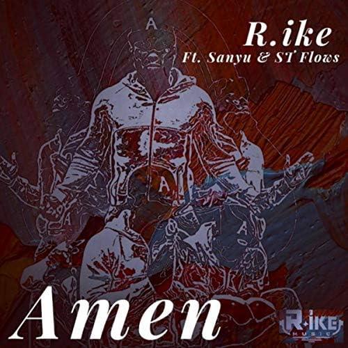 R.IKE feat. Sanyu & St Flows