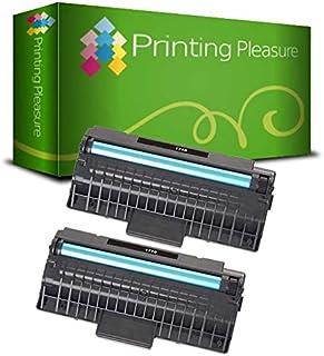 Printing Pleasure ML-1710D3 Compatible Laser Toner Cartridges for Samsung ML-1500 ML-1510 ML-1515 ML-1520 ML-1710 ML-1710D...