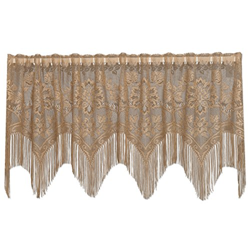 """Heritage Lace Gala 60"""" Wide X 22"""" Drop Antique 4-Way"""