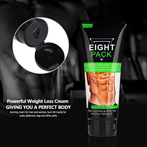Anti-Cellulite Anti-Cellulite Creme zum Verbrennen von Fett, dünne Creme zum Abnehmen von Gewicht und Straffen des Massagegels der Oberschenkel-, Gesäß-, Bauchmuskeln