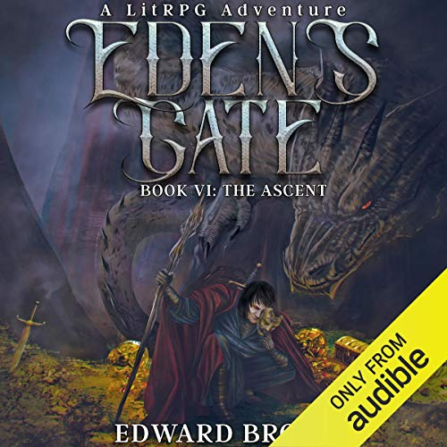Page de couverture de Eden's Gate: The Ascent