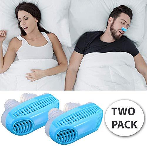 Dispositivi anti-russamento per alleviare il sonno, sollievo russare e purificatore dell'aria respirabile, sfiato nasale dilatatore nasale, tappo per russare per dormire comodamente