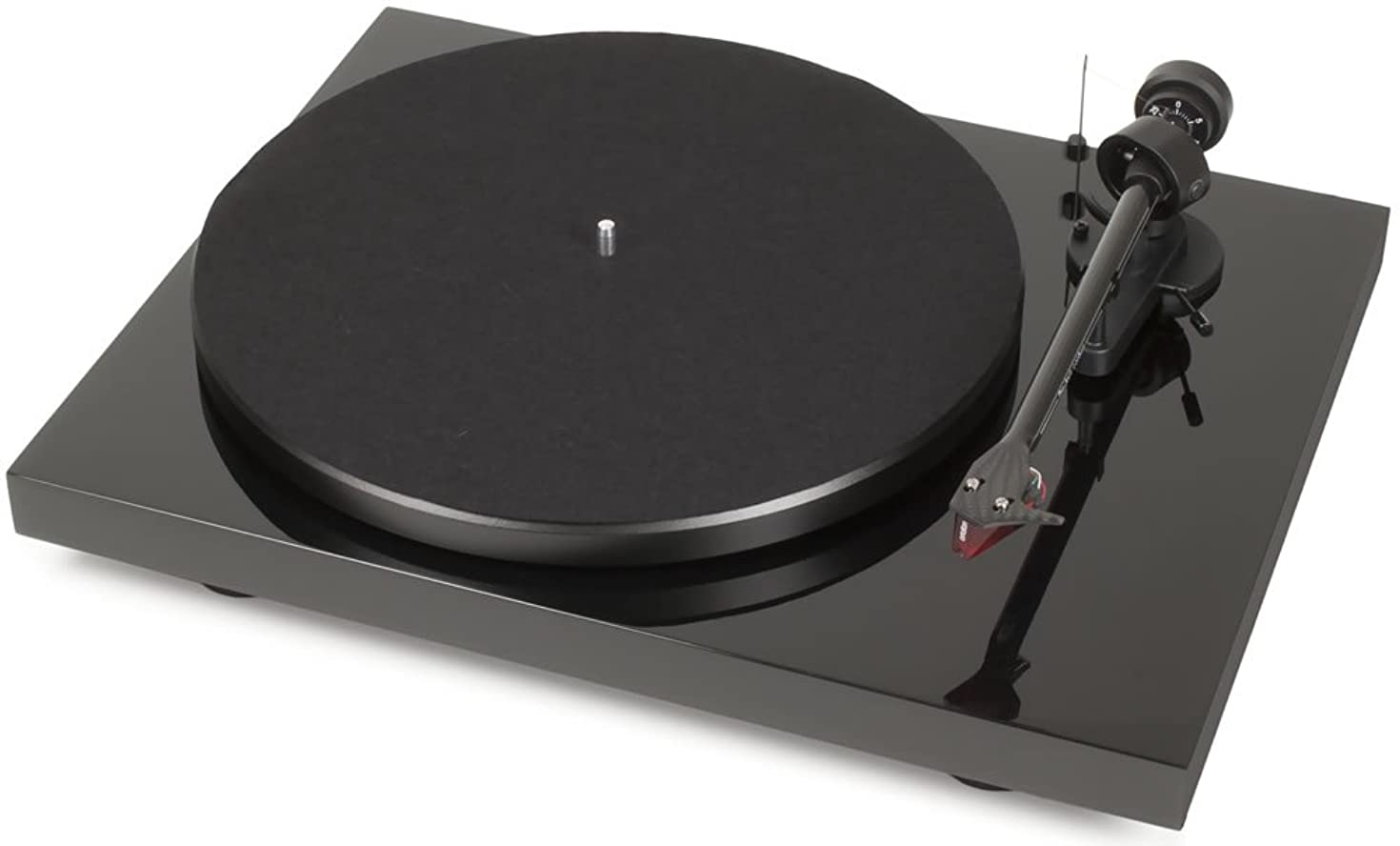 Pro-Ject - Debut Carbon DC (Piano Black)