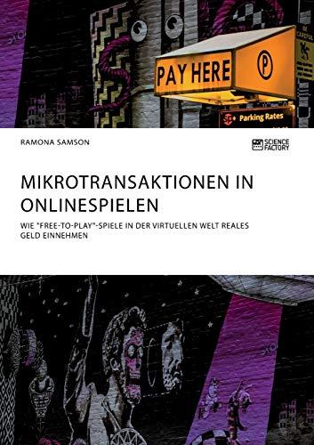Mikrotransaktionen in Onlinespielen. Wie