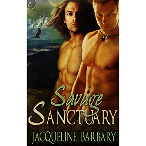 Savage Sanctuary audiobook cover art