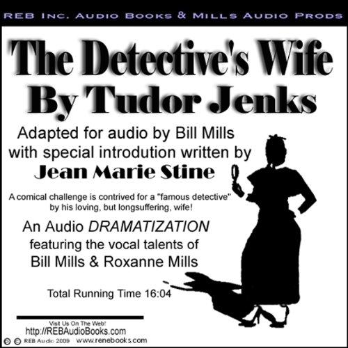 The Detective's Wife  Audiolibri