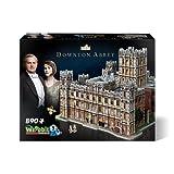 WREBBIT 3D Downton Abbey 3D Jigsaw Puzzle (890 Pieces)