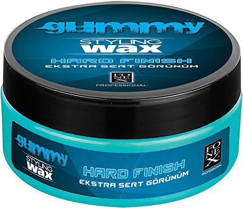 X2 FONEX GUMMY BUBBLE GUM SUPER WAX HAIR STYLING WAX HARD FINISH 150ML ***FREE UK DELIVERY*** by Fonex