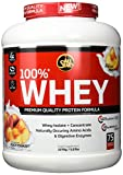 All Stars 100% Whey Protein, Peach-Yoghurt, 1er Pack (1 x 2270 g)